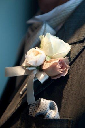 画像4: 【配達地域限定 一生の思い出を上質なお花で】お値段ご相談 生花のウェディングブーケ&ブートニア 完全オーダー