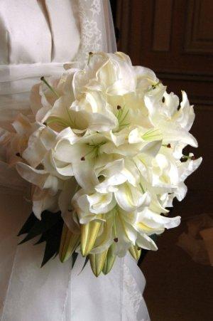 画像2: 【配達地域限定 一生の思い出を上質なお花で】お値段ご相談 生花のウェディングブーケ&ブートニア 完全オーダー