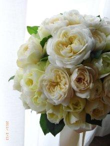 他の写真2: 【配達地域限定 一生の思い出を上質なお花で】お値段ご相談 生花のウェディングブーケ&ブートニア 完全オーダー