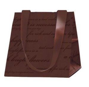画像1: ダイパーケーキ手提げ袋(2段ダイパーケーキ用)